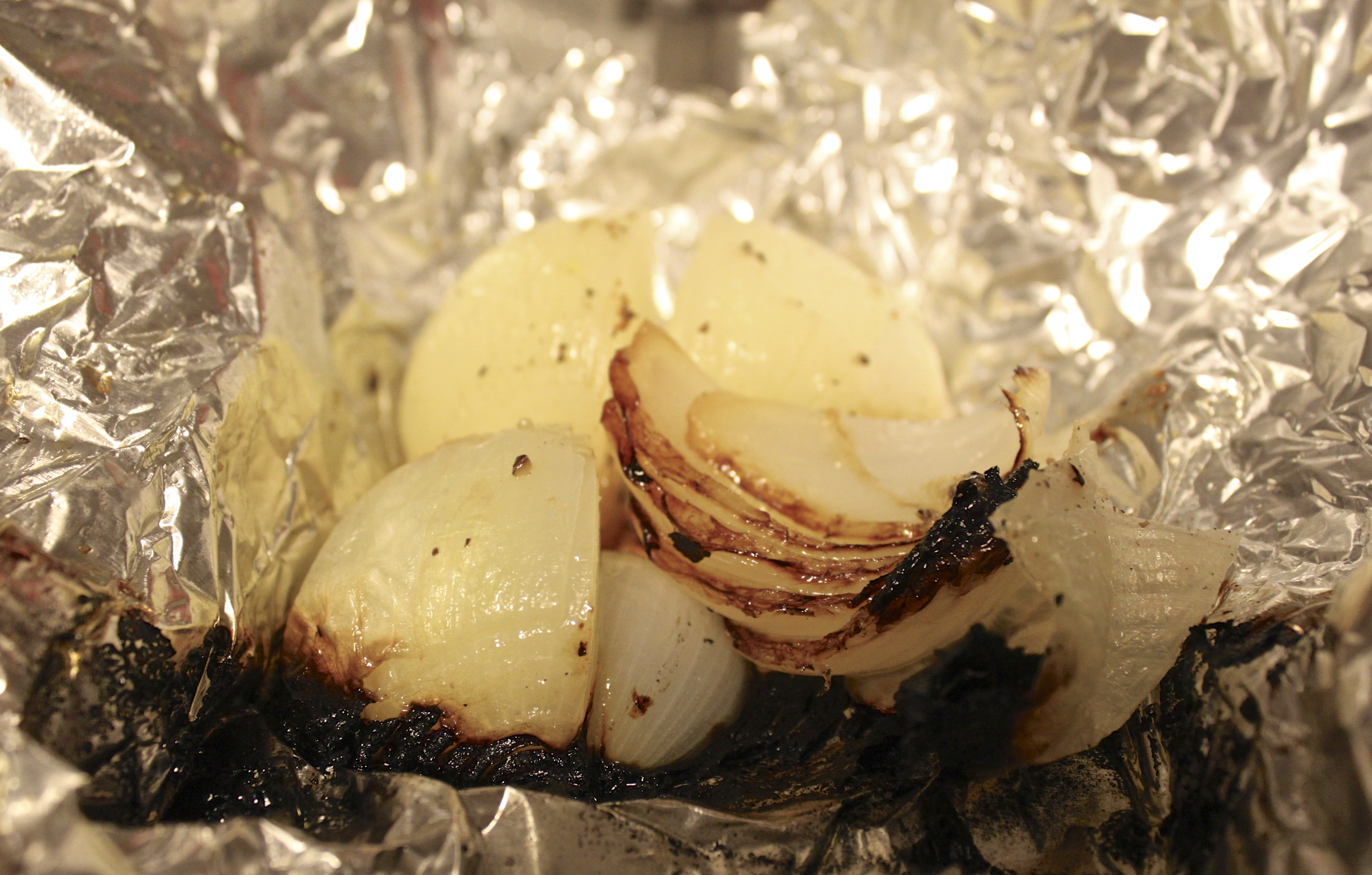 grilled onion recipe